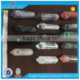 HJT quartz crystal cigarette smoking pipe parts