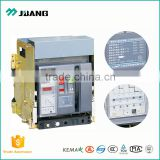 draw-out style air circuit breaker 3 pole 400A breaking capacity 50KA 630v electric circuit breaker