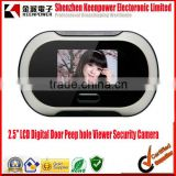 "Brand New 2.5"" TFT LCD Digital Door Peep hole Viewer Security Camera"