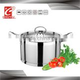 18cm chuangyu Induction stainless steel hot pot casserole