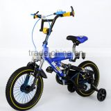 Baby Bicycle Spider-Man Dual Shock Baby Bike 12-Inch Bicycle Pedals Men And Children Sell Like Hot Cakes!