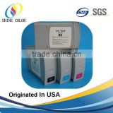 Compatible wide large format t ink cartridge C4871A for HP Designjet 1050 for HP Designjet 1055 for HP80