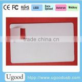 Plastic Material No Encryption 2.0 USB Stick,Cheapest Factoy card USB flash, Paypal accepted promotional memory storage