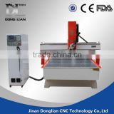 1212 china 4 axis cnc router engraver machine bits with japanese 1300w servo motor and OSAI control system
