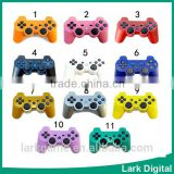 11 Kinds Pure Colors Wireless Bluetooth Game Controller For sony playstation 3 for PS3 SIXAXIS Controle Joystick Gamepad