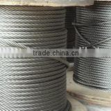 nylon coated stainless steel thin wire rope