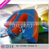 paintball field equipment, high inflatable paintball air field, funny games inflatable paintball bunker field