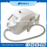 portable 808nm lightsheer diode laser with 10 bars