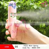 Zhengzhou Gree Well USB Charging Nano Mist Spray Handy Atomization Mister Face Facial Moisturizing
