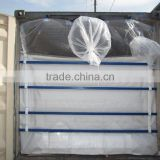 Sea dry bulk container liner for bulk soybean shipping