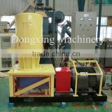 1000kg/h flat die biomass pellet mill for wood pellet stove