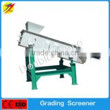 Big discount good quality vibrating screener machine for chicken cattle feed production line