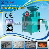 charcoal powder Briquette machine /carbon black briquette machine / metal powder briquette machine from Shanghai Yuke