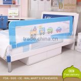 Basic Style Safety Baby Slat Bed Rail Kids Bed Protector