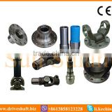 Flange Yoke And Slip Yoke Assembly For Drive Shaft