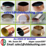 brass machining ring parts for washer shock bushing metal rocker arm bushing bearing u298/u260l
