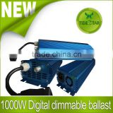 Electronic Style and Active Power Factor Compensation Hydroponic Kits 1000W Digital Ballast