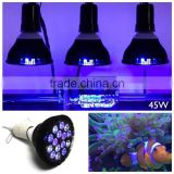 the newest design Led Submersible Aquarium spot Light for your fish and coral reef