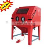 990L Industrial Sand Blasting Machine w/bulit in dust collector