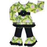 2015little girls boutique remake clothing sets wholesale kids spring remake outfits baby spring and summer outfits