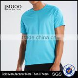 Regular Fit Normal Length Short Sleeve Tops Breathable Quality Material Dym Mens Running Workout Gear Customizable