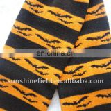 Stock! Baby Halloween Bat Bats Leg Warmers Black Orange Stripe Baby Leg Warmer Happy halloween