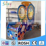 2016 coin arcade game machine street basketball bowling machine electronic air hockey table indoor amusement game machine