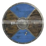 LarpGears Soft Foam Viking Shield Viking Weapons Cosplay Prop for Playing
