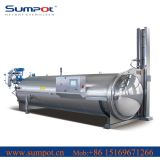 Horizontal Rotary Water Spray Autoclave Sterilizer for Bird's Nest