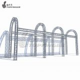 Stage equipment manufacturers bolt truss system truss system calculator 300mmx3m