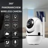 Cheap 720p Home Smart Surveillan Security Alarm WiFi IP Camera