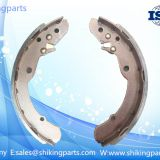S662 rear brake shoe for Audi,non asbestos brake lining,friction coefficient:0.39