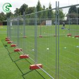 Free standing durable removable Australia temporary fence galvanized welded portable fencing