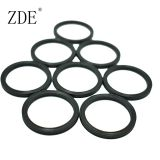 High Quality NBR FKM Black Rubber Quad X Ring