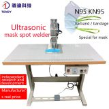 Manual single point ultrasonic spot welder