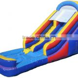 Children's playground inflatable slide / inflatable slide supermarket children's section