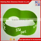 Wholesale soft custom logo sport elastic head band                                                                         Quality Choice
