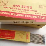 300-450mm length electrode welding rod/ Easy Arc Welding Electrode /AWS E6013 Electrodes Welding                                                                         Quality Choice