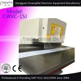 Motorized V-CUT PCB Depaneler**PCB depaneling machine**small type PCB depanelizer equipment**CWVC-1S
