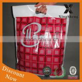 Promotional recyclable PE durable plastic shopping bag                                                                         Quality Choice