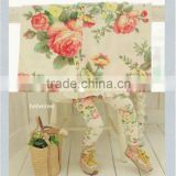 girls latest design leggings,beautiful flower designs,comfortable