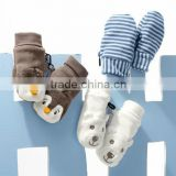 Plush Kids Gloves of Lovely Animal Style/Soft Stuffed Animal Gloves for Kids/Cute and Warm Stuffed Glove