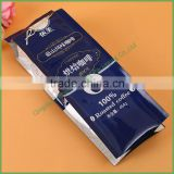 custom printed aluminum foil food grade moisture barrier bag MBB vacuum bag for tea coffee food packaging