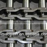 WR110/WH110 Cranked plate steel pintle chains/Conveyor chains/transmission chains/stainless steel chains/