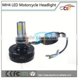 2016 New Design 360 light 20w mh4 led motor headlight Accessory COB 20W Motor Led Headlight