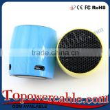 Portable Premium Sound Wireless Bluetooth Speaker with Rechargeable Battery Support Micro Tf Card