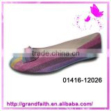 China Wholesale Custom canvas upper shoes