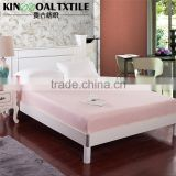 Wholesale High Quality 100% Bamboo Fitted Sheet Car King Elastic Around Cotton Bed Lined