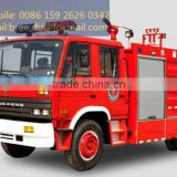 water tanker fire fighting truck 4X2 for emergency situation/fire disaster/forest fire