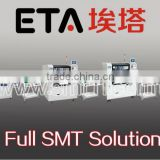 led smt line,smt pick and place machine,SMT Assembly Line,smt manufacturing line(printer+mounter+reflow oven)